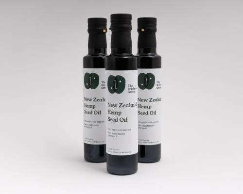 The Brothers Green Hemp Seed Oil